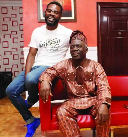 Femi Falana proud of