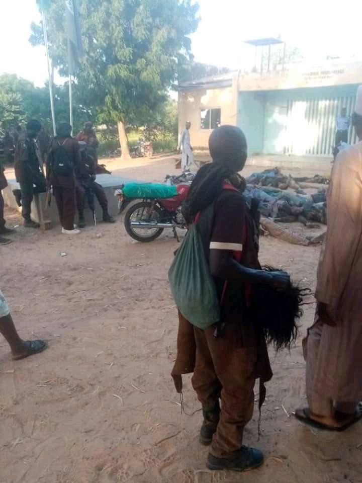 """Condemnable and totally unacceptable? - Katsina Police react to reported killing of Fulani men by banned vigilante group"