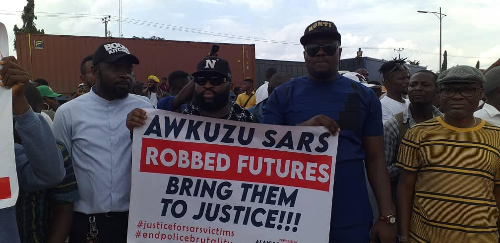 #EndSARS: Governor Obiano set to release all illegal detainees in SARS cells, says former Awkuzu OC will be relieved of his political appointment and prosecuted
