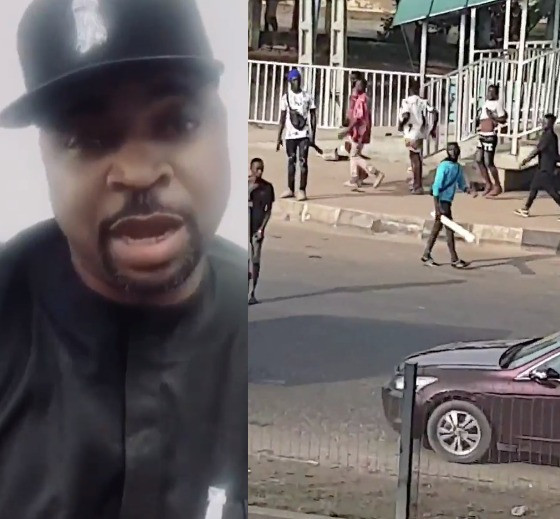 I didn?t send thugs to attack #EndSARS protesters in Alausa- MC Oluomo says (video)