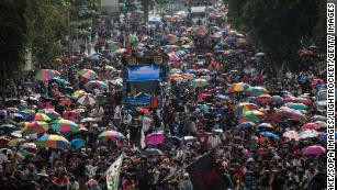Thailand issues emergency decree to put an end to nationwide protests calling for Prime Minister