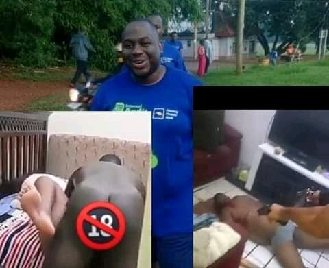 Moment a bank manager shot dead after being caught sleeping with another man's wife lindaikejisblog