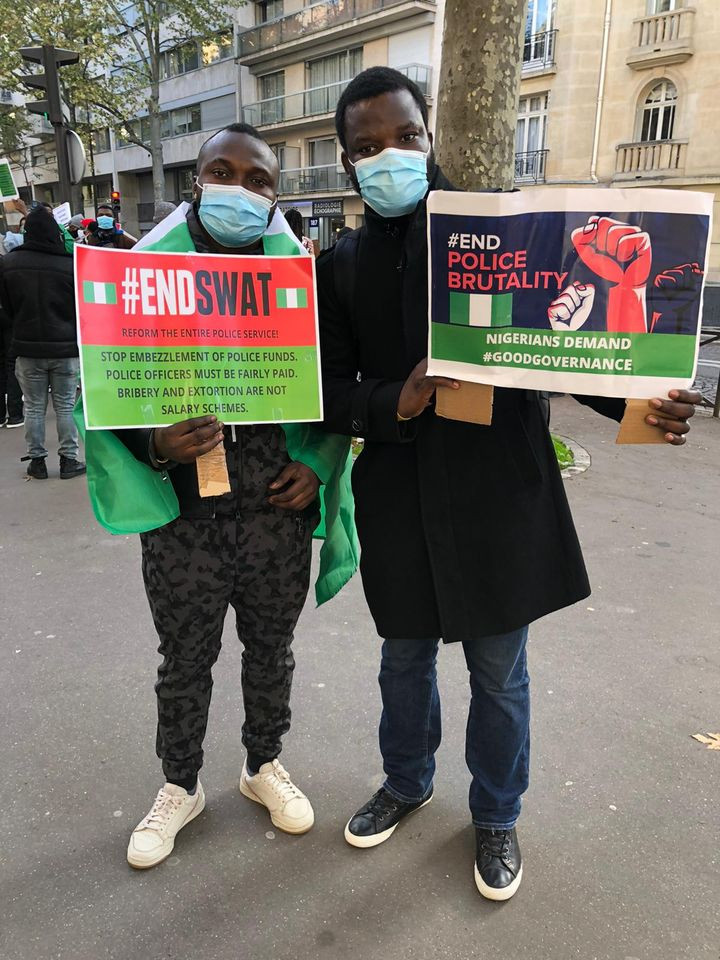 Nigerians in France