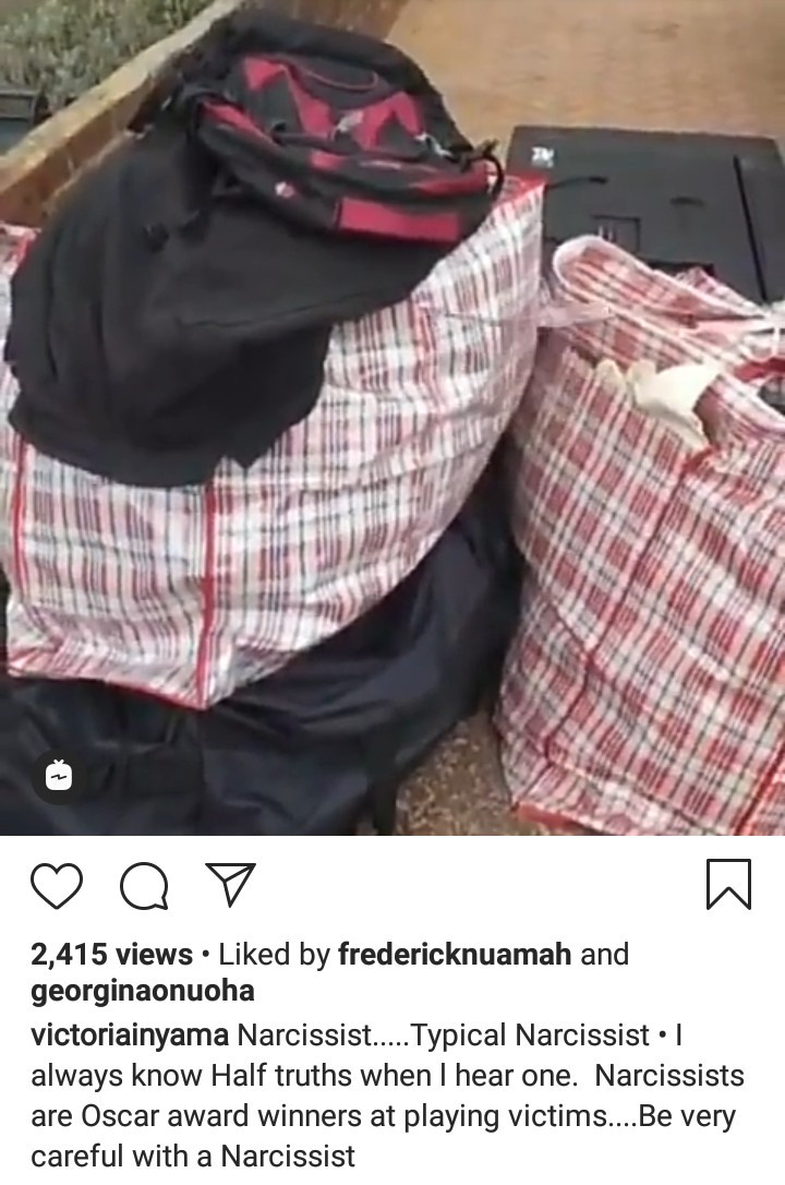 Nigerian man accuses his Nigerian wife of rendering him homeless in the UK (video)