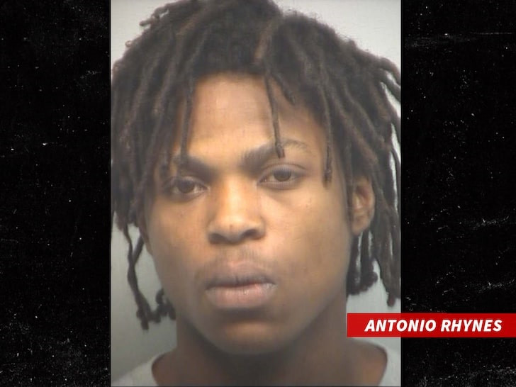 Man arrested for the murder of actor, Thomas Jefferson Byrd
