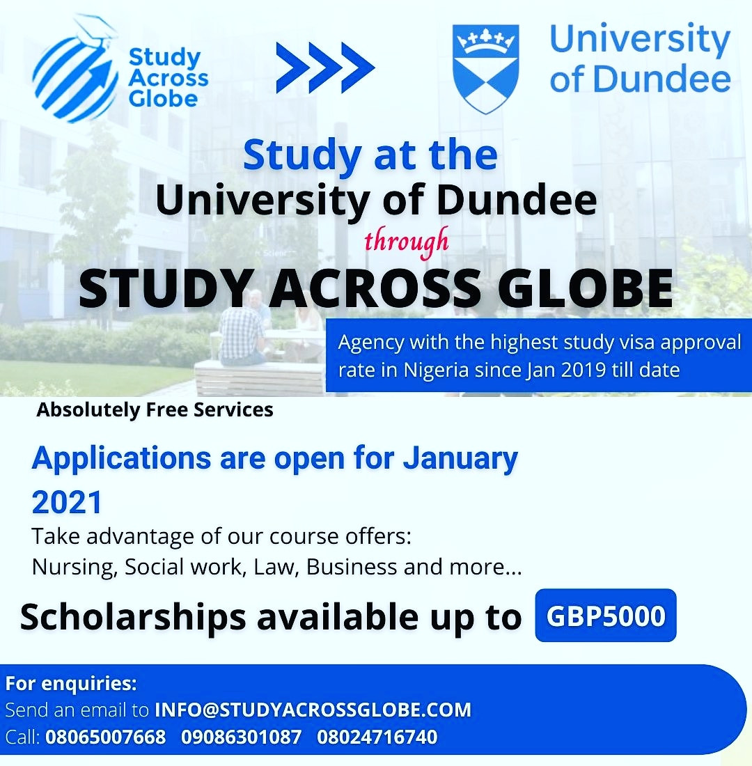 Why Choose Study Across Globe