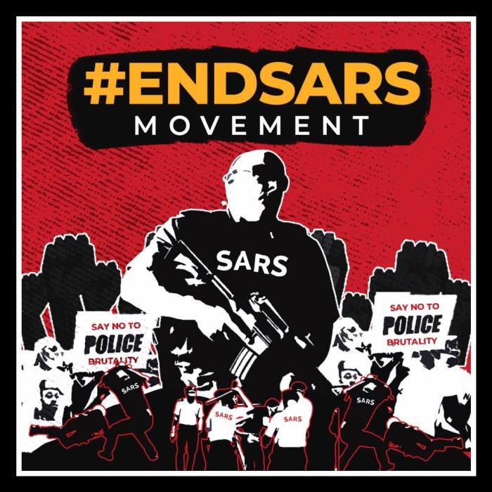 25-year-old #EndSARS protester diagnosed with partial stroke after slumping at Surulere