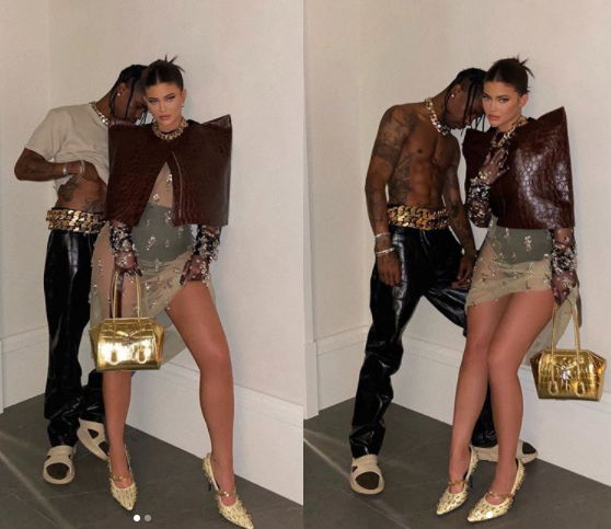 Kylie Jenner and Travis Scott spark rumours they?ve rekindled their romance with new flirty photos