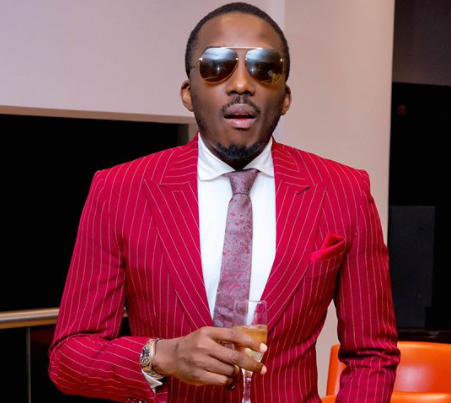 """#EndSARS: """"See a shrink"""" Bovi slams Twitter user who accused him of never using his comedy to tackle Nigerian government"""
