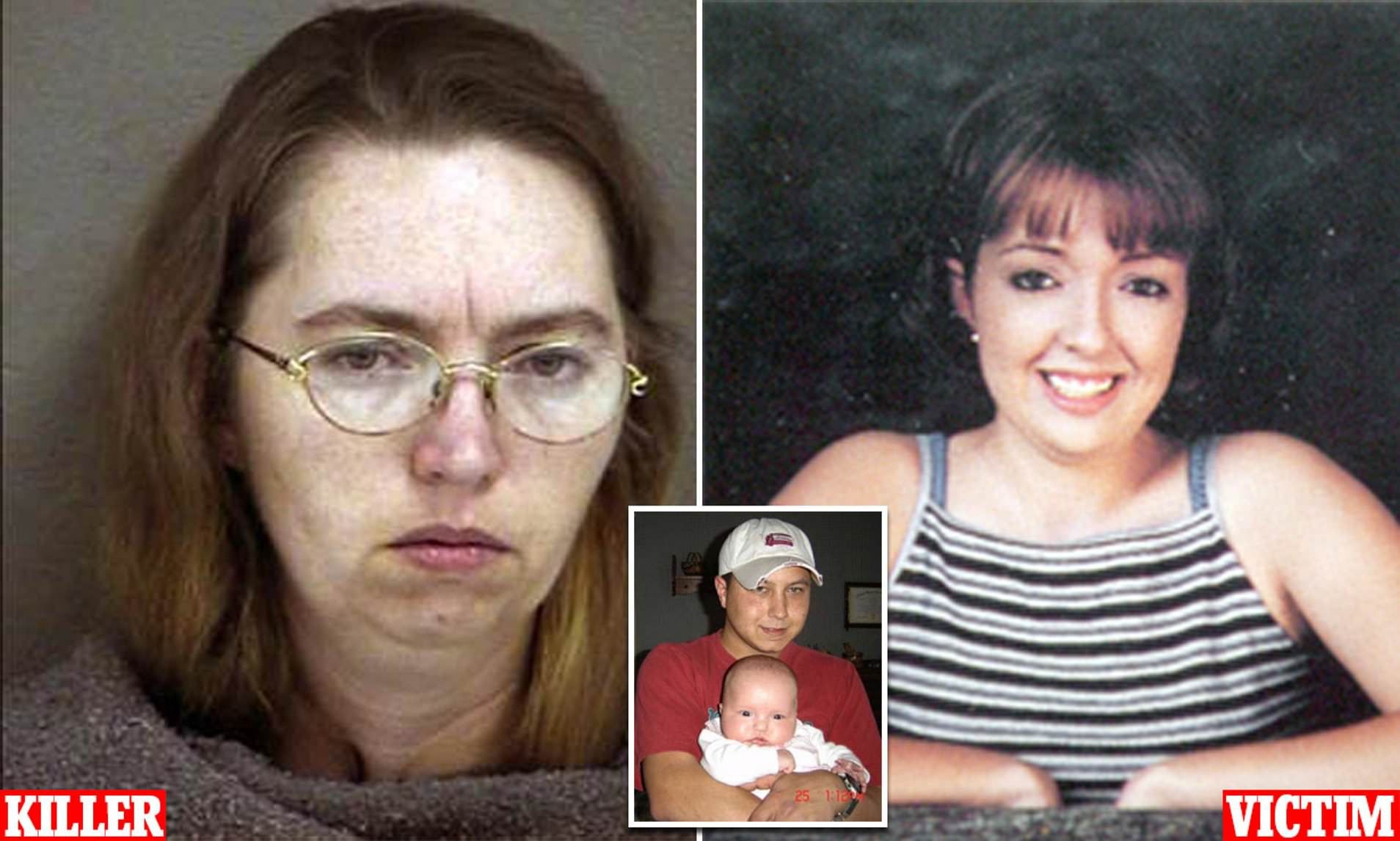 Female murderer set to be 1st woman to be executed by US in almost 70 years