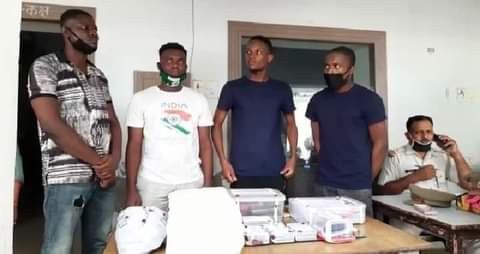 India police bust Nigerian gang duping suitors on matrimonial sites by posing as doctors, engineers