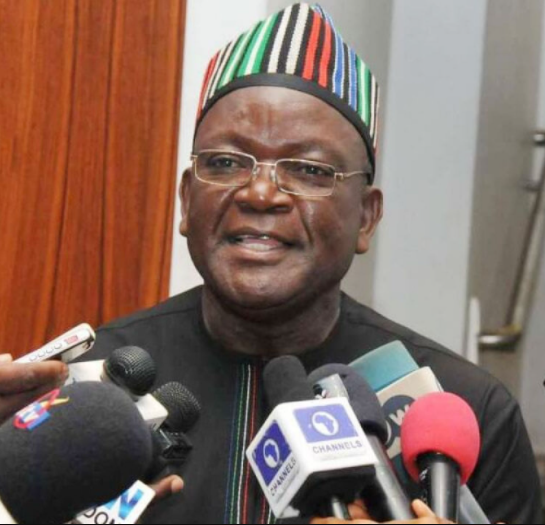 """""""If I was in the shoes of the youths protesting #EndSARS, I will do same"""" Benue Governor Ortom says"""