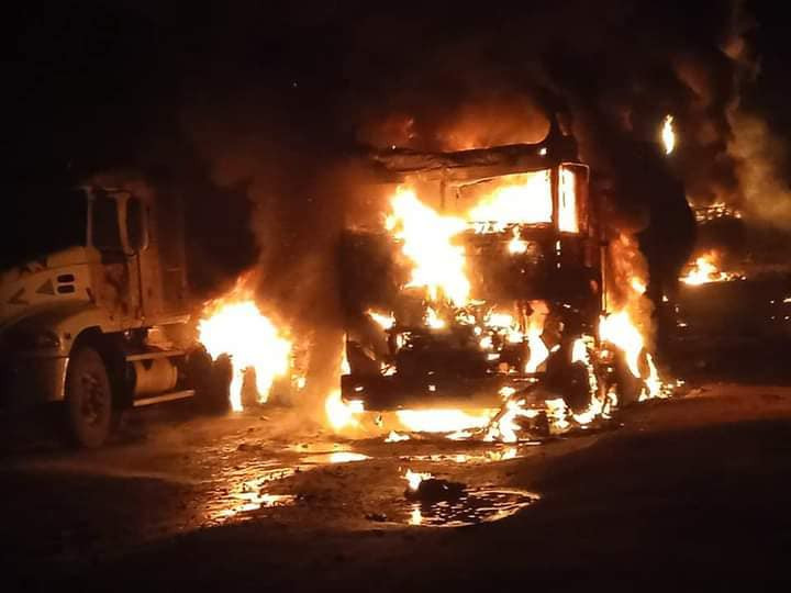 6 killed as two fuel tankers explode in Niger State