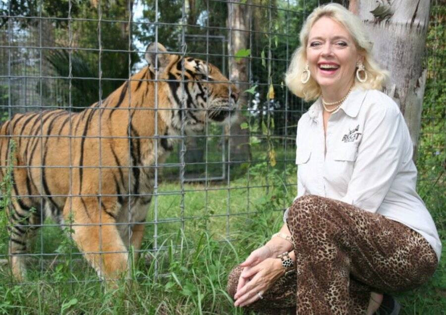 Tiger King star, Carole Baskin comes out as bisexual