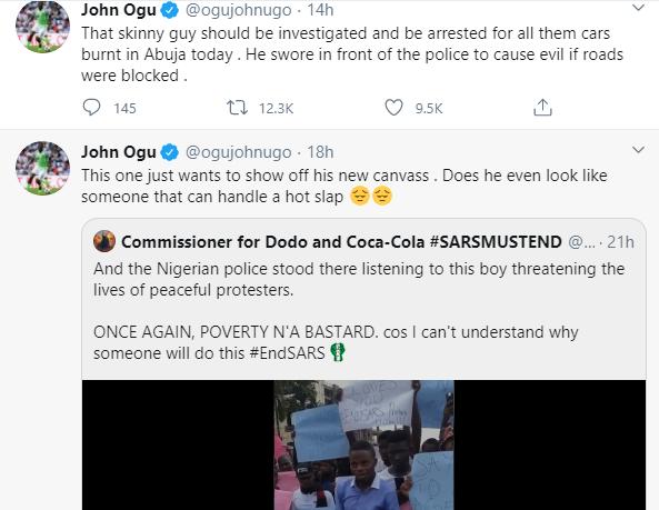 Footballer John Ogu calls for arrest of Indigenous People of Abuja