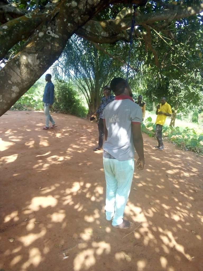 Man commits suicide in Enugu hours after telling his father to take care of his siblings[graphic photos]