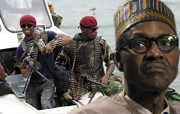 Meet End SARS protesters? demand or we attack ? Niger Delta militants threaten FG