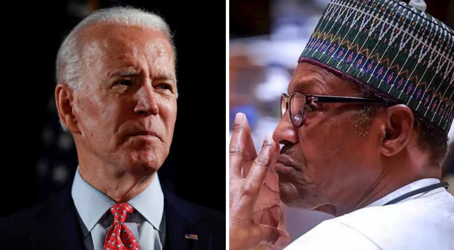 Cease violent crackdowns on protesters - US Presidential candidate, Joe Biden tells Buhari