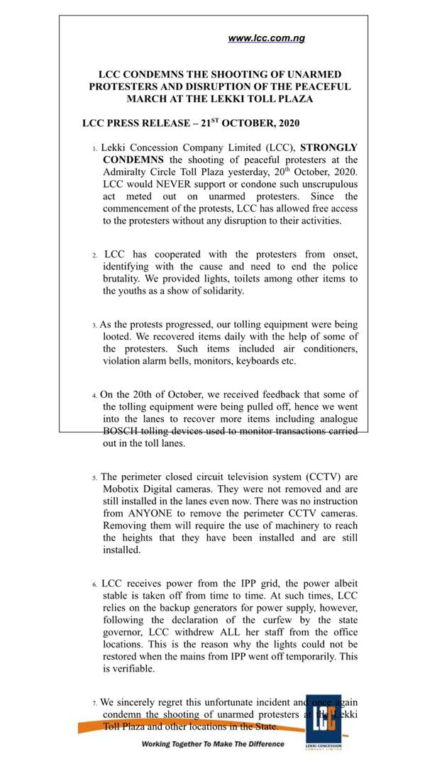 Lekki Concession Company