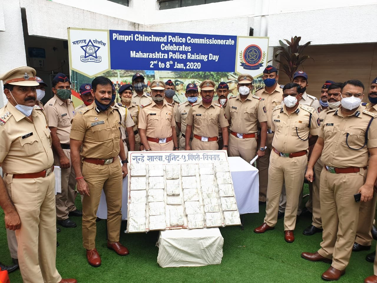 Nigerian, 13 others arrested in India as police bust biotech company involved in manufacturing and selling of Mephedrone drug