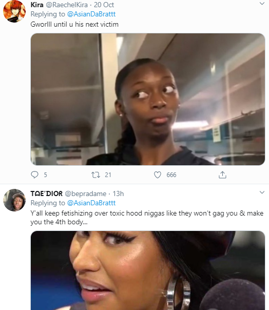Rapper Asian Doll says she only dates men who are killers