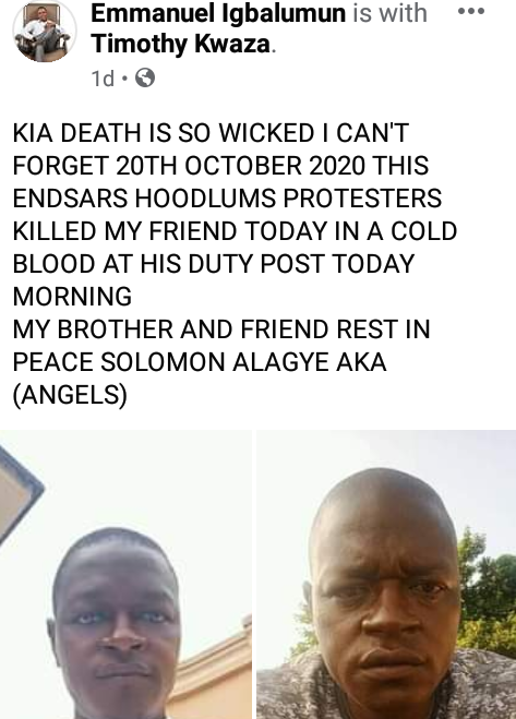 Customs officer killed as hoodlums attack Customs patrol base in Ogun state