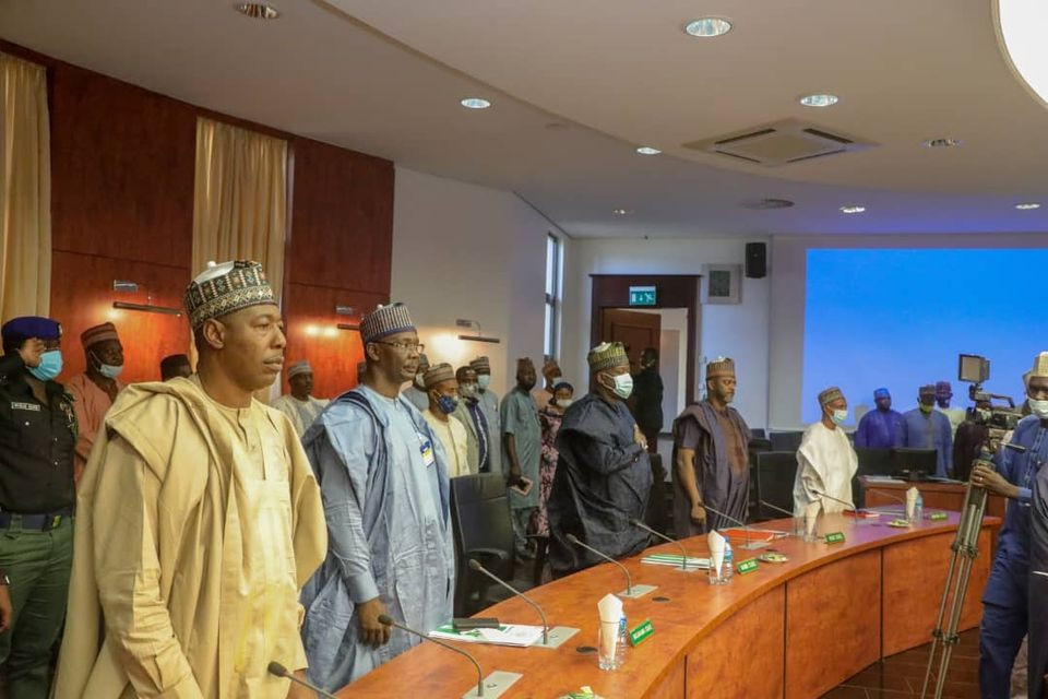 Hooligans are pushing for regime change- Northern governors