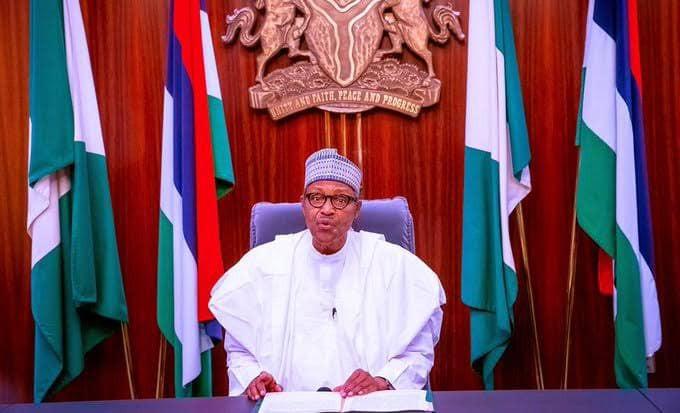 #EndSARS: President Buhari
