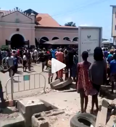 Moment Ojora indigenes stopped hoodlums from vandalizing their community King