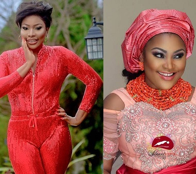 """I know the owners of those shops"" Actress Doris Ogala accuses Uche Elendu of lying that her store was looted; warns her to come clean"