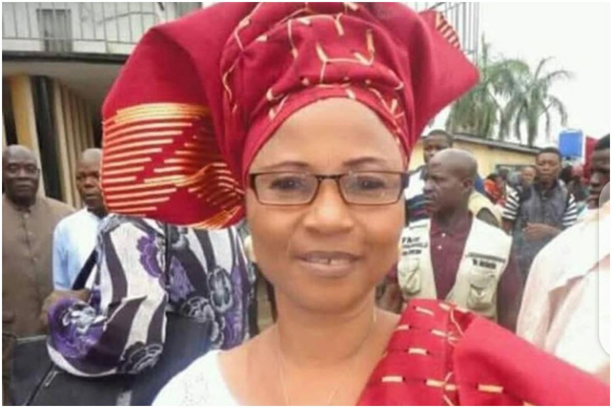 Actress Eniola Kuburat is dead