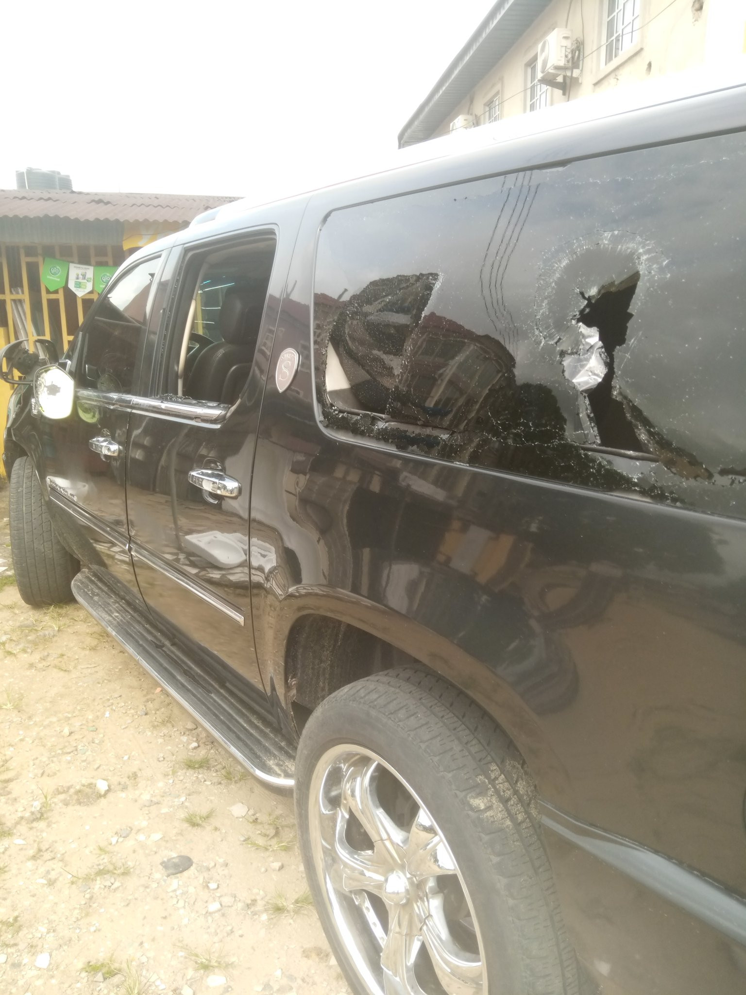 Actor Clem Ohameze allegedly attacked by hoodlums who robbed him