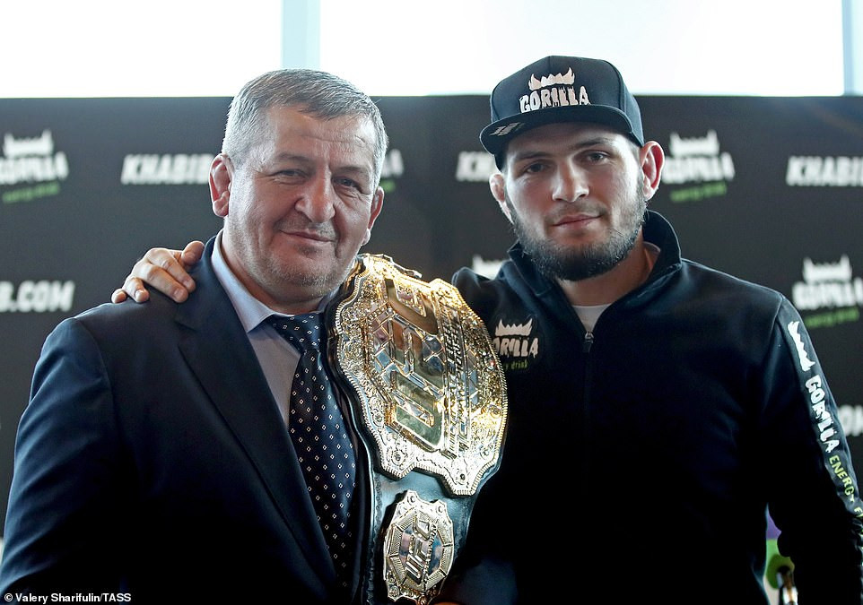 Khabib Nurmagomedov, retires, can't continue to fight without his father who died of coronavirus (video)