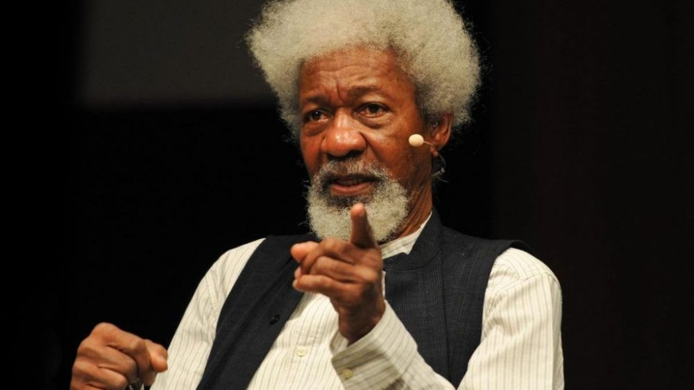 Wole Soyinka condemns video asking Igbo indigenes to leave Yorubaland