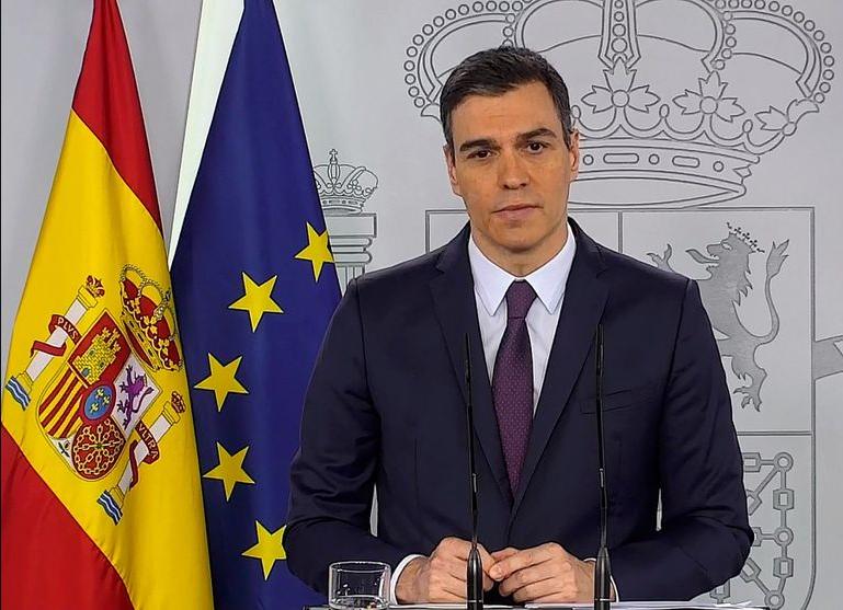 Spain declares state of emergency until May 2021 over massive coronavirus spike