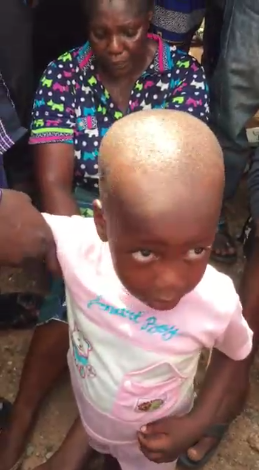 Man and woman who kidnapped and sold a child, confess after being caught in Anambra (video)
