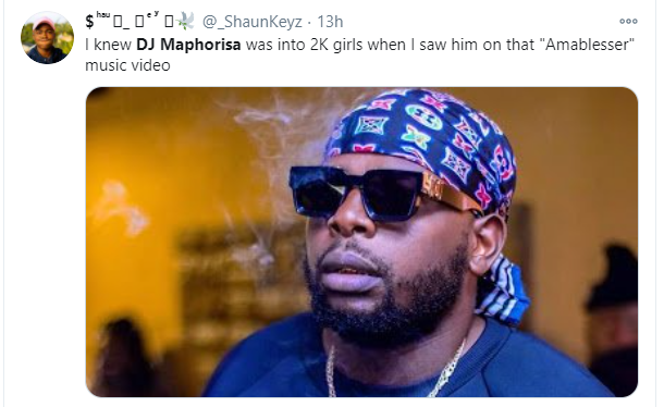 DJ Maphorisa dragged for allegedly dating teenage girls