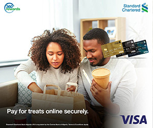 Visa and Standard Chartered partner to promote eCommerce payments in Nigeria lindaikejisblog