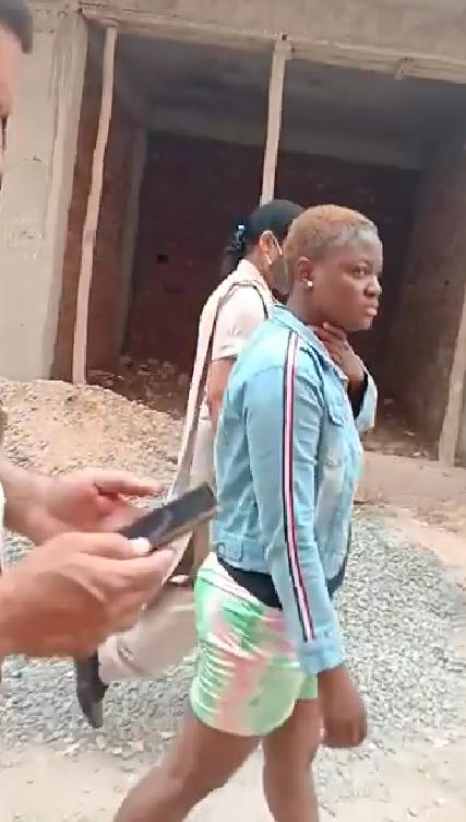 Nigerian woman allegedly stabs her Nigerian boyfriend to death in India during heated argument (photos/video)