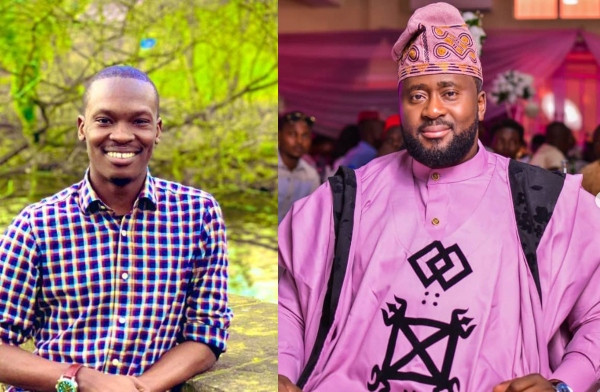 Can you let the whole world see the video of what you said about social media regulation - Popular social media commentator, Dr Olufunmilayo fires back at Desmond Elliot lindaikejisblog