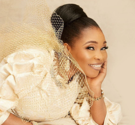 Gospel artiste, Tope Alabi shares stunning new photos as she turns 50