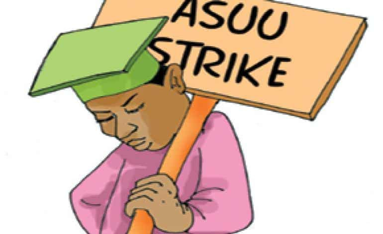 ASUU explains why they are yet to call off the strike