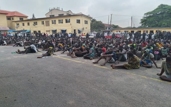 Six policemen and four civilians killed in Lagos violence- Commissioner of Police, Hakeem Osumosu says as he lists damage done during #EndSARS protests