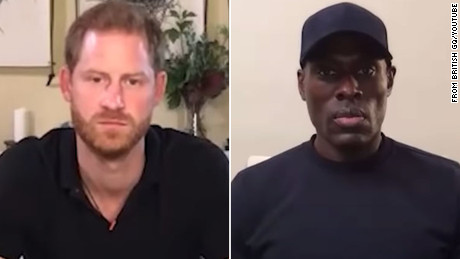 """Living with Meghan made me aware of unconscious racial bias""-- Prince Harry reveals (video)"