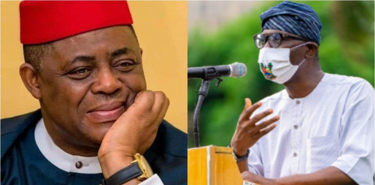 Nigerian army's claim of Governor Sanwo-Olu asking for soldiers to be deployed to Lekki is of grave implication - Femi Fani-Kayode lindaikejisblog