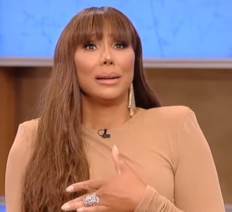 Tamar Braxton responds to allegations she attacked ex-boyfriend David Adefeso