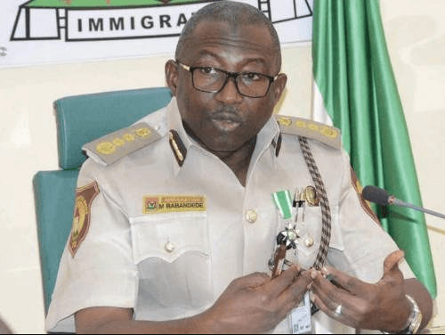Nigerian Immigration Service drags officials of the Ministry of Interior to EFCC