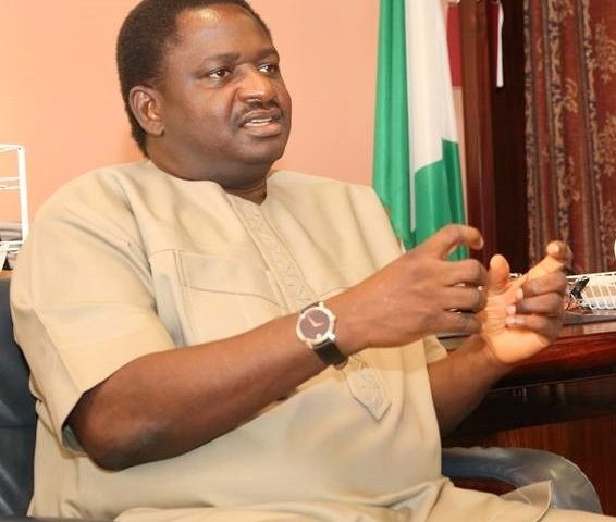 The anarchic situation that came on the country because of the protests led to looting and not poverty ? Femi Adesina