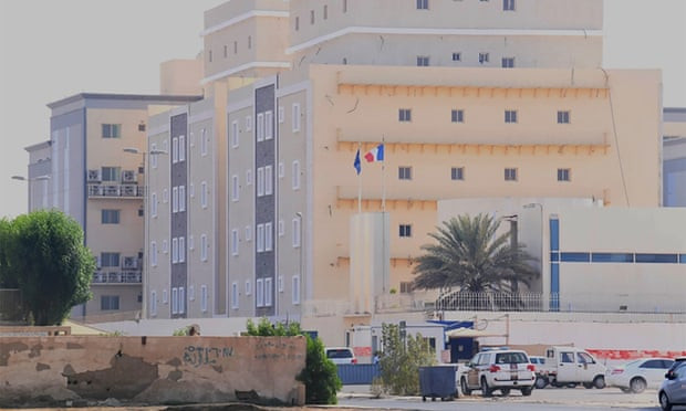 French consulate worker stabbed in Jeddah, Saudi Arabia