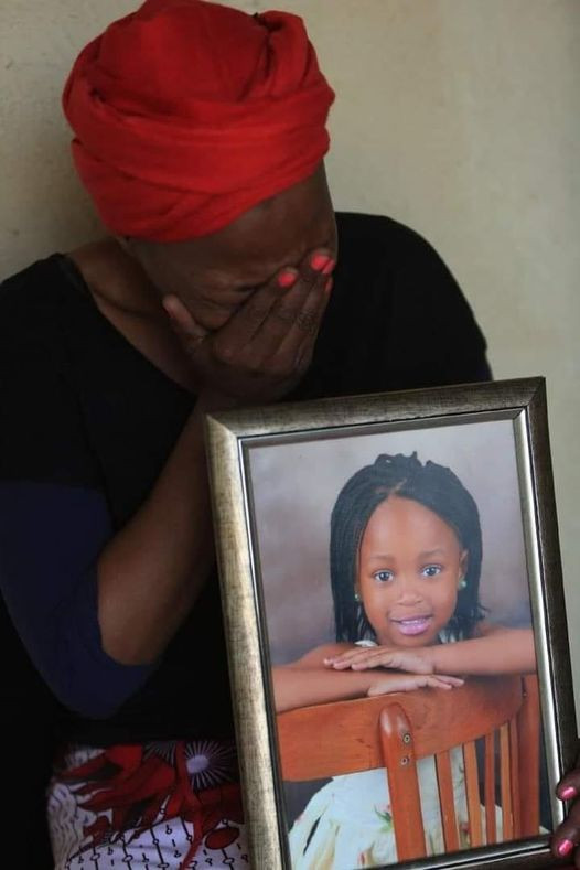 6-year-old girl raped and stabbed to death in South Africa